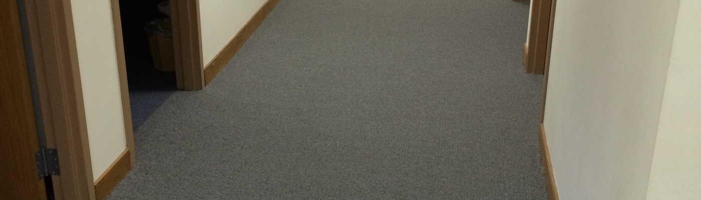 Grace Gospel Chapel | Richmond, Virginia. Commercial Carpet. © Rockbridge Flooring Professionals, LLC