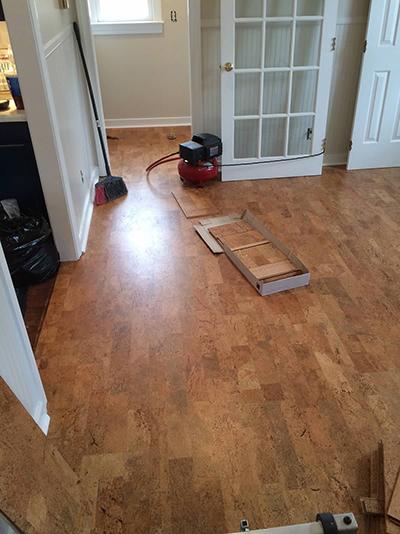 Cork Rockbridge Flooring Professionals Llc