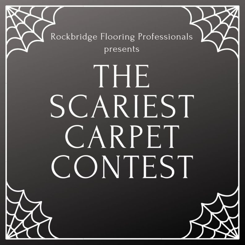 Scariest Carpet Contest