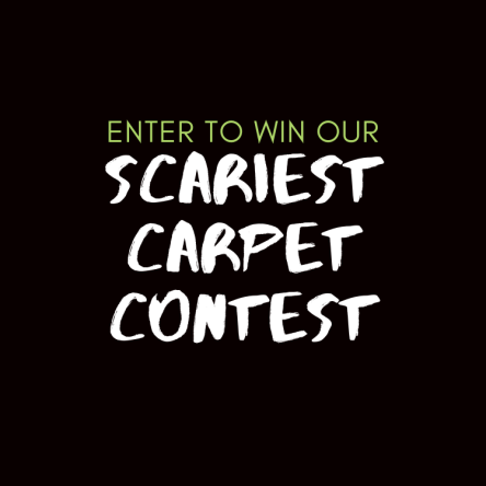 Enter to win new carpet!