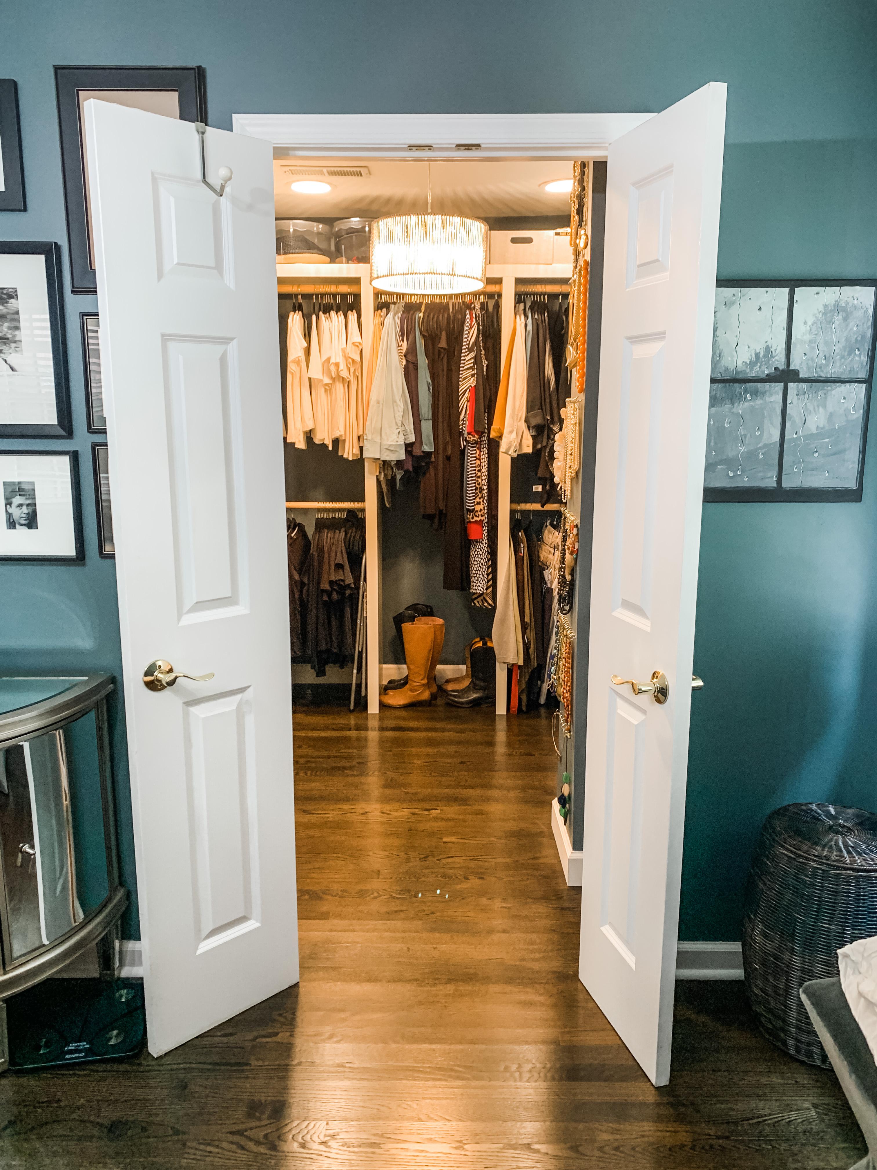 Shenandoah Master Closet 2